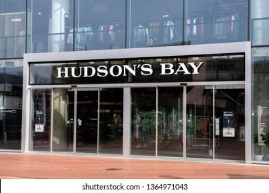 Hudson's Bay At Amstelveen The Netherlands 2019