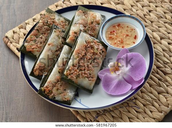 Hue Cuisine - Banh nam