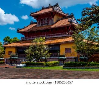 Hue Imperial City - Hue's Citadel
