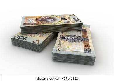 The huge amount of cash Polish