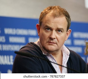 Hugh Bonneville attends the 'Viceroy's House' press conference during the 67th Berlinale International Film Festival Berlin at Grand Hyatt Hotel on February 12, 2017 in Berlin, Germany.