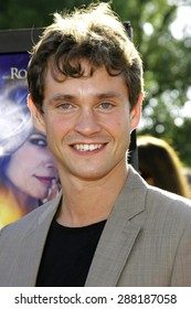 "Hugh Dancy attends the Los Angeles Premiere of ""Stardust"" held at the Paramount Pictures Studios in Hollywood, California, on July 29, 2007."