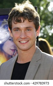 Hugh Dancy at the Los Angeles premiere of 'Stardust' held at the Paramount Pictures Studios in Hollywood, USA on July 29, 2007.