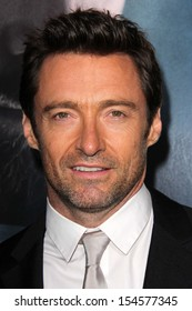 "Hugh Jackman at the ""Prisoners"" World Premiere, Academy of Motion Picture Arts and Sciences, Beverly Hills, CA 09-12-13"