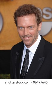 HUGH LAURIE at the 12th Annual Screen Actors Guild Awards at the Shrine Auditorium, Los Angeles. January 29, 2006  Los Angeles, CA.  2006 Paul Smith / Featureflash
