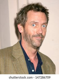 "Hugh Laurie ATAS Inside ""House"" Panel ATAS Headquarters No Hollywood, CA January 18, 2006"