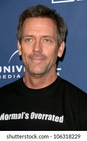 Hugh Laurie  at the 'House' 100th Episode Celebration. STK, West Hollywood, CA. 01-21-09
