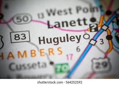 Huguley. Alabama. USA