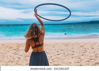 hula hoop in philippines