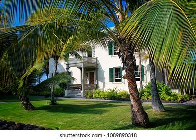 Hulihe'e Palace, Kailua-Kona, Hawai'i