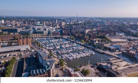 Hull Marina - UK