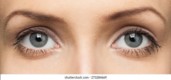 Human Eye, Women, Creativity.