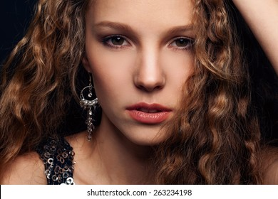 Human Hair, Fashion Model, Beauty.