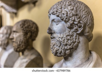 Human Heads, Vatican City