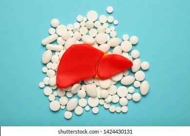 Chronic Liver Disease Images, Stock Photos & Vectors
