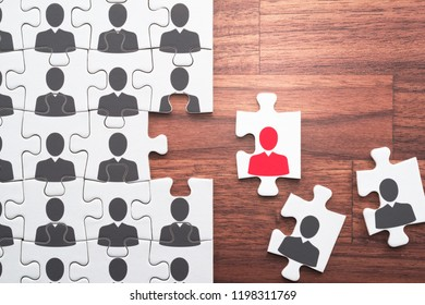 Human resource management. Selecting right people for organization's success. 