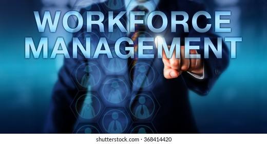 Workforce Management Images, Stock Photos & Vectors