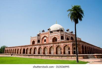 Humayun Tomb,New Delhi,INDIA