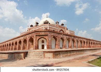 Humayun's tomb complex in Delhi