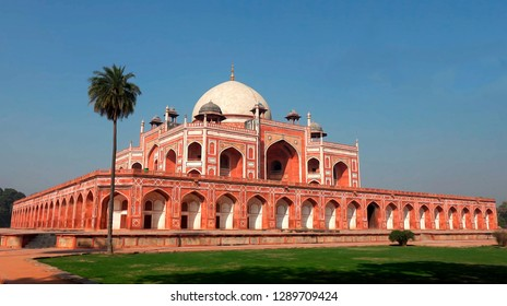 Humayun's tomb is the tomb of the Mughal Emperor Humayun in Delhi, India.The tomb was commissioned by Humayun's first wife and chief consort, Empress Bega Begum in 1570 and designed by his son.