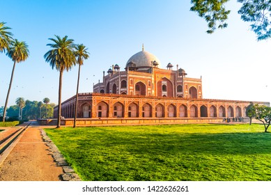 Humayun's tomb is the tomb of the Mughal Emperor Humayun in Delhi, India. Designed by Persian architects chosen by Humayun's first wife, Empress Bega Begumin, in 1569-70