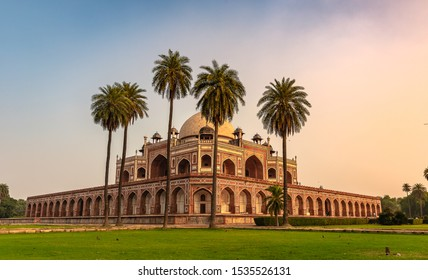 Humayun's tomb is the tomb of the Mughal Emperor Humayun in Delhi, India. The tomb was commissioned by Humayun's first wife and chief consort, Empress Bega Begum, in 1569-70.