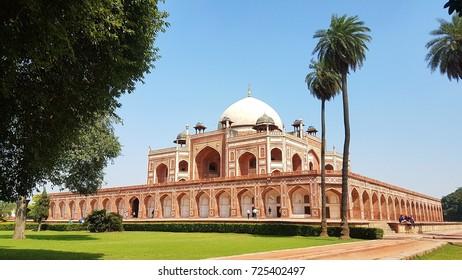 Humayun's tomb,delhi,india
