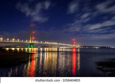 The Humber Bridge - Hull