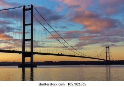 Humber Bridge, Suspension Bridge