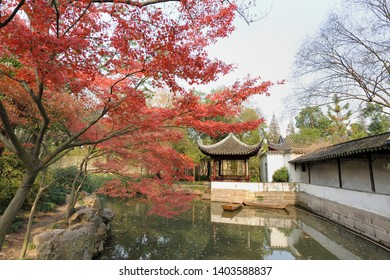 The Humble Administrator's Garden is a famous classical garden in Suzhou. It is the largest garden in Suzhou. It is on the UNESCO World Heritage Site list in 1997.
