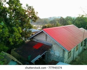 Humble farmer's abode in Candaba, Pampanga, Philippines.