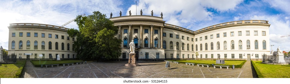 Humboldt University of Berlin is one of oldest universities of Germany, founded on as University of Berlin by liberal Prussian educational reformer and linguist Wilhelm von Humboldt.