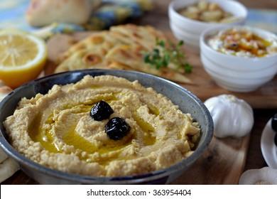 Hummus, Houmous