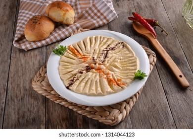 Hummus Humus Side Order