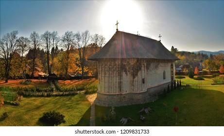 Humor Monastery - Romania