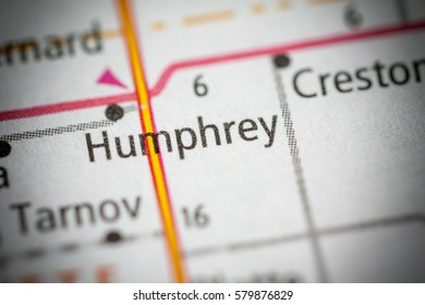 Humphrey. Nebraska. USA