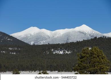 Humphreys Peak Flagstaff, Arizona