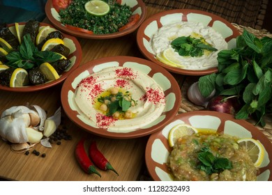humus healthy food