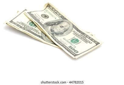 the hundred dollars
