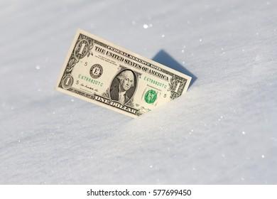 hundred dollars stuck in Snow White