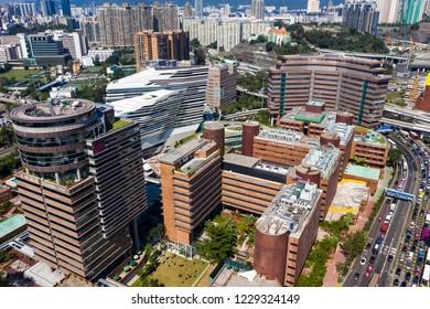 Hung Hom, Hong Kong, 07 November 2018:- Polytechnic university of Hong Kong
