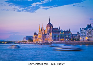 The Hungarian Parliament Building, also known as the Parliament of Budapest after its location, is the seat of the National Assembly of Hungary.