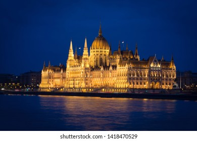 The Hungarian Parliament Building, also known as the Parliament of Budapest after its location, is the seat of the National Assembly of Hungary, a notable landmark of Hungary.