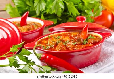 Hungarian specialities