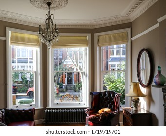 Victorian Bay Window Images Stock Photos Vectors Shutterstock
