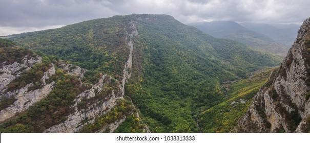 Hunot Gorge State Reserve. Shoushi  city, Nagorno-Karabakh republic.