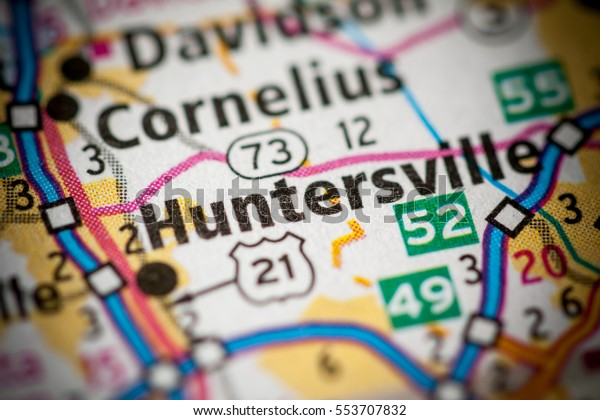 Huntersville. North Carolina. USA