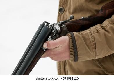 Hunting equipment.