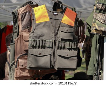 The hunting vest.