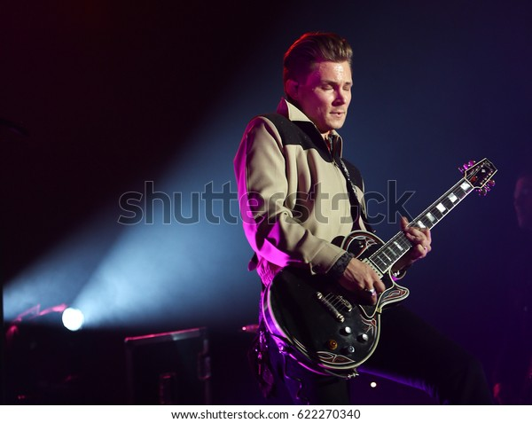 Huntington Nyapr 15 Country Music Artist Stock Photo (Edit